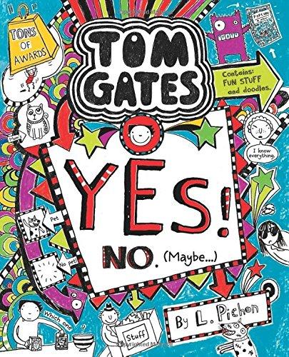 Tom Gates #8: YES! No. - Eight Gates