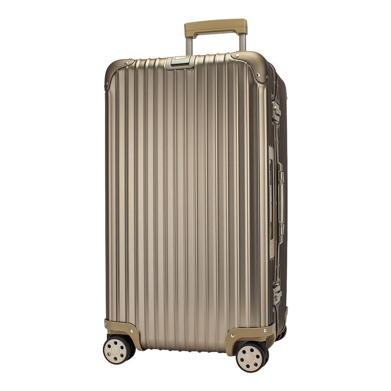 【E-Tag】 電子タグ [ リモワ ] Rimowa スーツケース 100L トパーズ チタニウム 4輪 923.80.03.5 スポーツ マルチホイール Topas Titanium キャリーケース [並行輸入品] B075R73WHZ