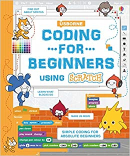 amazon coding for beginners using scratch rosie dickins education