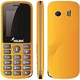Melbon DUDE-22 Mobile Phone (Dual Sim, Yellow)
