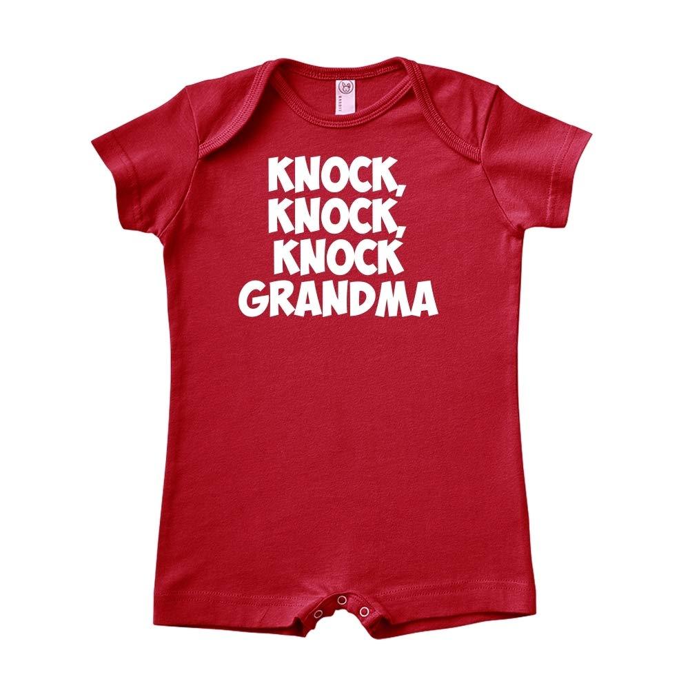 Knock Knock Knock Grandma Baby Romper