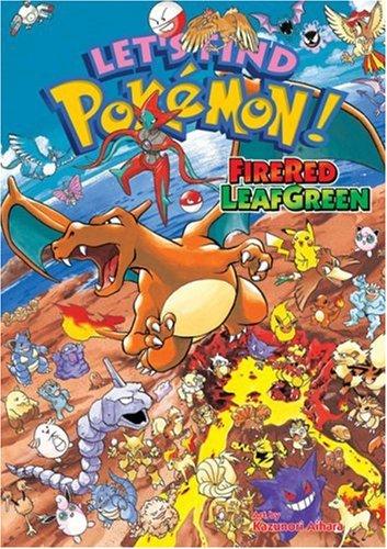 Let's Find Pokémon! Fire Red Leaf Green (Let's Find Pokemon) ebook