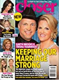 February 24, 2014 Closer Weekly Garth Brroks and Trisha Yearwood Courteney Cox Kris Kristofferson Hoda Kotb Bindi Irwin