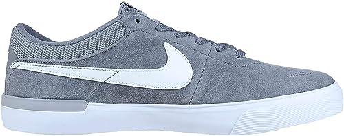 lógica aguja sentido  Buy Nike Men's SB Koston Hypervulc Cool Grey/White/Wolf Grey Skate Shoe 8.  5 Men US at Amazon.in