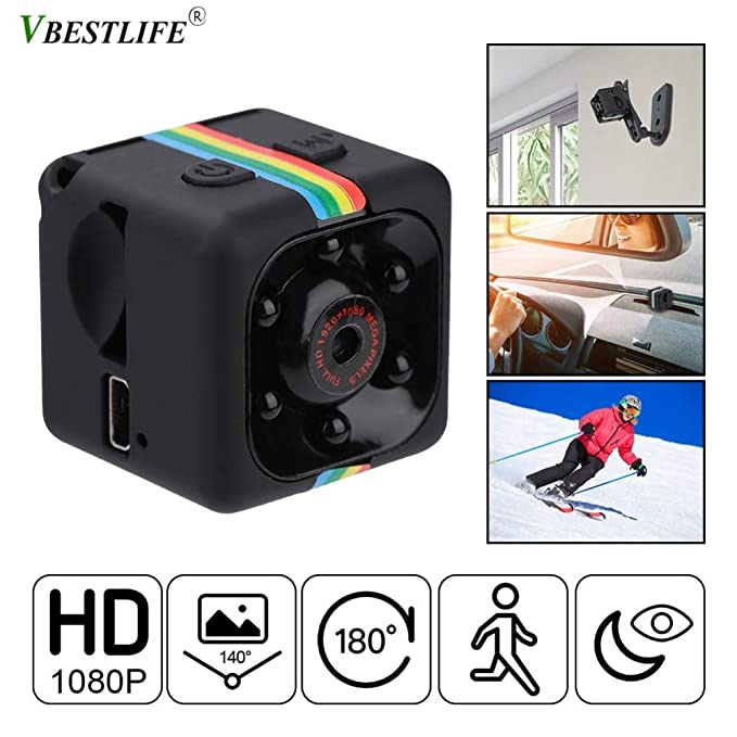 Amazon.com : sq8 sq9 sq10 sq11 sq12 Mini Camera hd 1080p Action Camera hd car Camcorder with Night Vision 12mp Mini dv Camera : Camera & Photo