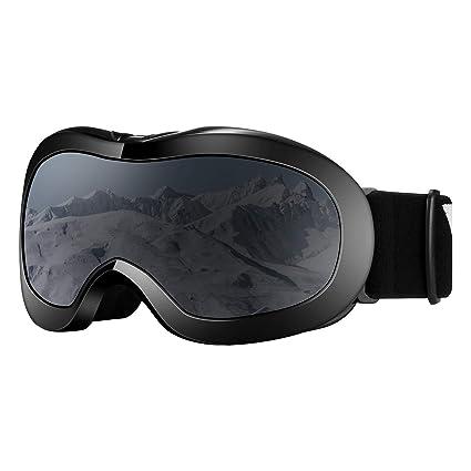 2060d6bb7b02 Amazon.com   VELAZZIO Kids Ski Goggles