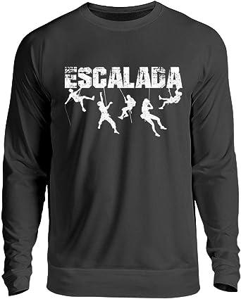 Chorchester Escalada y Montañismo - Sudadera Unisex: Amazon ...