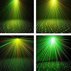 Party lights Strobe Stage Lights Disco DJ Lights Sound Activated with Remote Control for Karaoke KTV Club Parties Wedding Bar Christmas Festivals from Buygoo