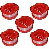 Craftsman String Trimmer 5 Pack of Genuine Original Replacement Spools # N595044-5PK