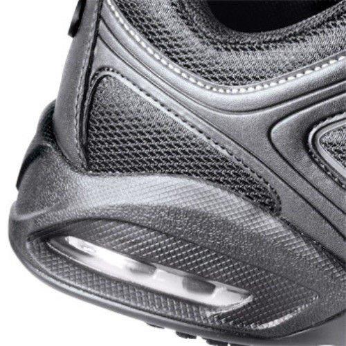 Chaussures Pour Équipages Chaussures Révolution Pour Femmes En Cuir 9041w Noir