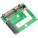 """Mini PCI-E media altura pines mSATA SSD HeroNeo® a 7mm de disco duro Sisk PCBA de 2,5"""" SATA 22 pin"""