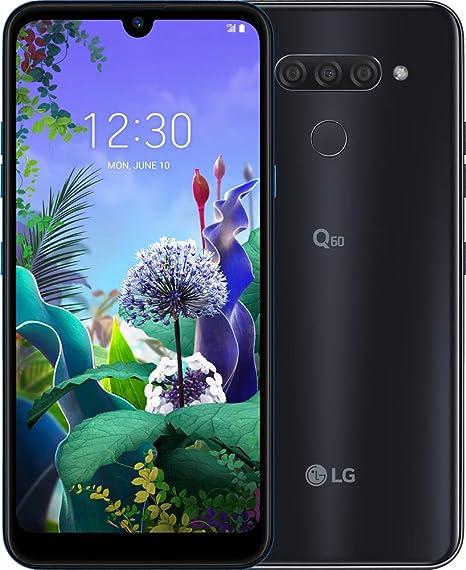 Lg Q60 Aurora Black 6,26