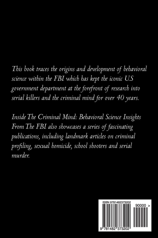 behavioral science fbi