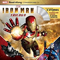 Iron Man Trilogy Read-Along Storybook and CD