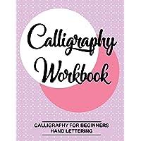 Caligrafía libro. Caligrafía Para Principiantes. Letras: Caligrafía botebook:, ejercicios y práctica. Lettering computadora notebook práctica de entrenamiento (Caligrafía Y Mano Lettering libro)