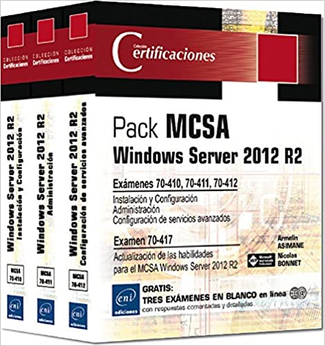 Libro Windows Sever 2012