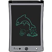 Sunany 8,5 Pulgadas Tableta de Escritura LCD, Tablet Escritura Niños,Pizarra LCD con Teclas Borrables y Bloqueo de…