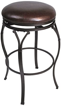 Hillsdale Furniture Lakeview Backless Counter Stool 24.5 in.
