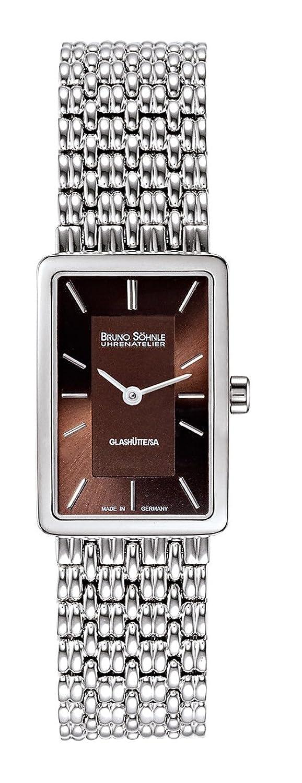 Bruno SÖhnle Damen-Armbanduhr 17-13026-446