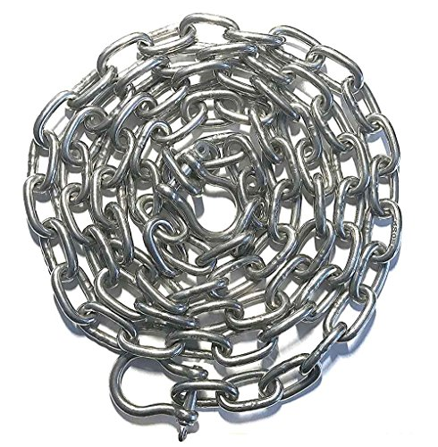 Stainless Steel 316 Anchor Chain 3/16