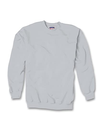 5d4f517dff4 Amazon.com  Hanes Mens Ultimate Cotton Crewneck Sweatshirt  Clothing