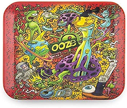 Ooze Life – Bandeja de liar biodegradable Universe – (pequeña ...