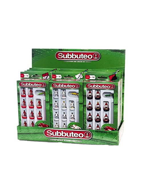 b59c06a5a SQUADRE SUBBUTEO-CHAMPIONS CLUB EDITION-ASSORTITE: Amazon.it: Giochi ...