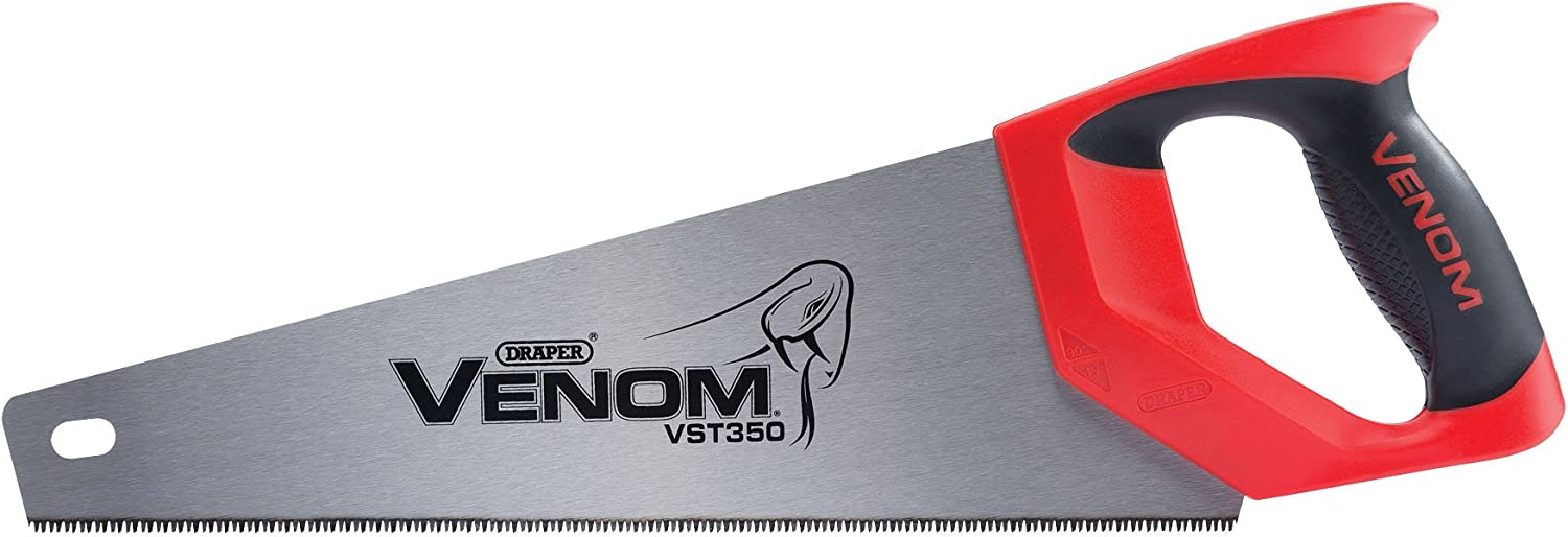 Second Fix Draper Venom Triple Sol 350/ mm de scie Tool box Num/éro de la pi/èce : Vst350