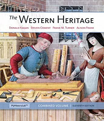 Western Heritage, The: Combined Volume, 11th Edition