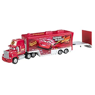 Cars Mack Hauler: Toys & Games