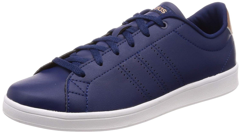 Bleu (Azuosc Azuosc Ftwbla 000) Adidas Advantage Clean Qt, Chaussures de Fitness Femme 38 EU