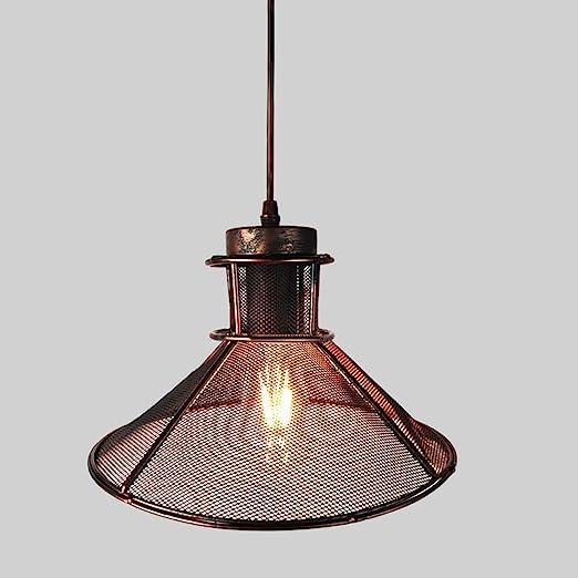 Amazon.com: Creative Industrial Lámpara de techo, mklot ...
