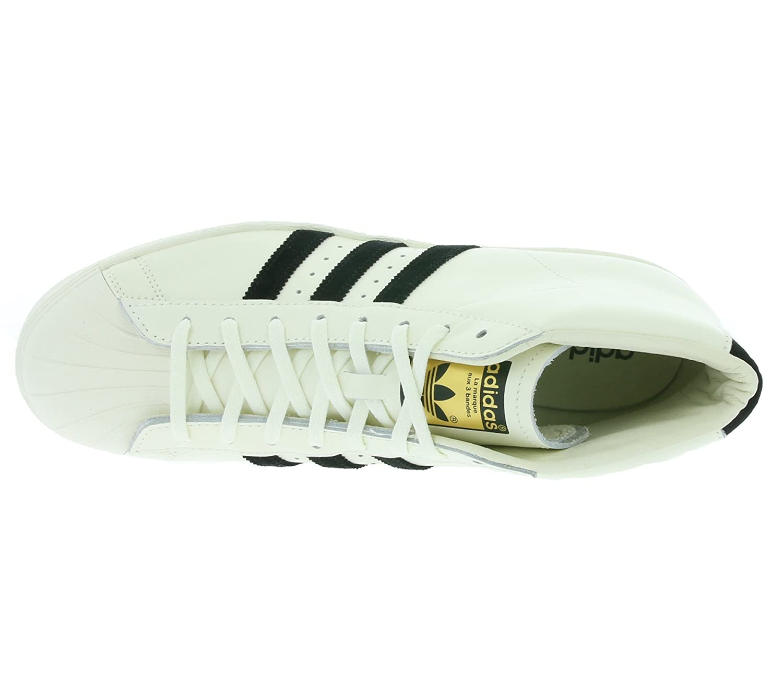 adidas Herren Pro Model Vintage Dl Hohe Sneaker, weiß