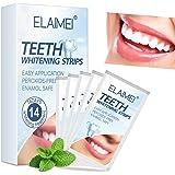 Teeth Whitening Strips, Whitener Whitening Teeth Kit, Painless, No Sensitivity, Travel-Friendly, Easy to Use Whitening Strip