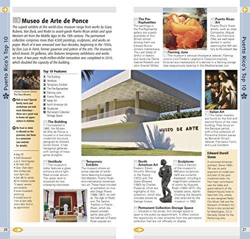 Top 10 Puerto Rico (Eyewitness Top 10 Travel Guide)