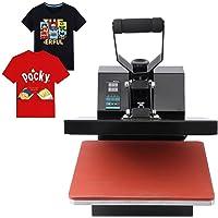 Ridgeyard Profesional prensa de calor camisetas prensa termica