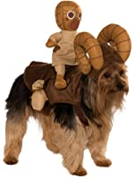 Rubies Costume Star Wars Collection Pet Costume, Large, Bantha