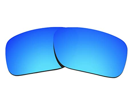 e6e38b9d6fc Image Unavailable. Image not available for. Color  COLOR STAY LENSES 2.0mm  Thickness Polarized Replacement Lenses for Oakley SI Ballistic Det Cord  OO9253