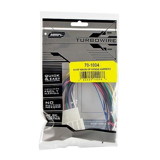Amazon Metra 701004 Radio Wiring Harness for 04Up Kia06Up – Kia Wiring Harness