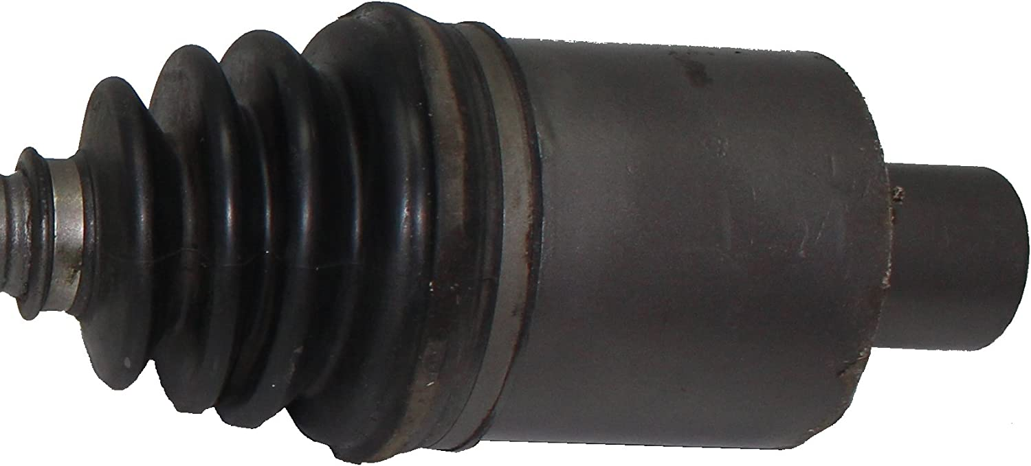 Complete Front Driver Side CV Axle Shaft for 1995-2000 Ford Windstar W//ABS Axle 136 Detroit Axle