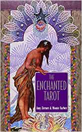 The Enchanted Tarot: Book and Tarot Deck: Amazon.es: Amy