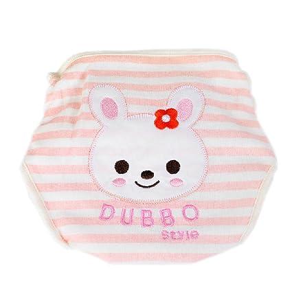 Bebé Niños Pequeños, lavable, impermeable para hombre recién nacido reutilizables pañales conejo