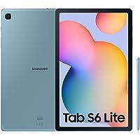 """Samsung Galaxy Tab S6 Lite - Tablet de 10.4"""" (WiFi, Procesador Exynos 9611, 4 GB RAM, 64 GB Almacenamiento, Android 10), Color Azul [Versión española]"""