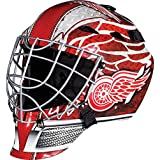 Franklin Sports NHL Detroit Red Wings GFM 1500 Goalie Face Mask
