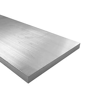 """3//16/"""" x 1-1//4/"""" x 24/"""" 6061 Aluminum Flat Bar Stock Solid"""