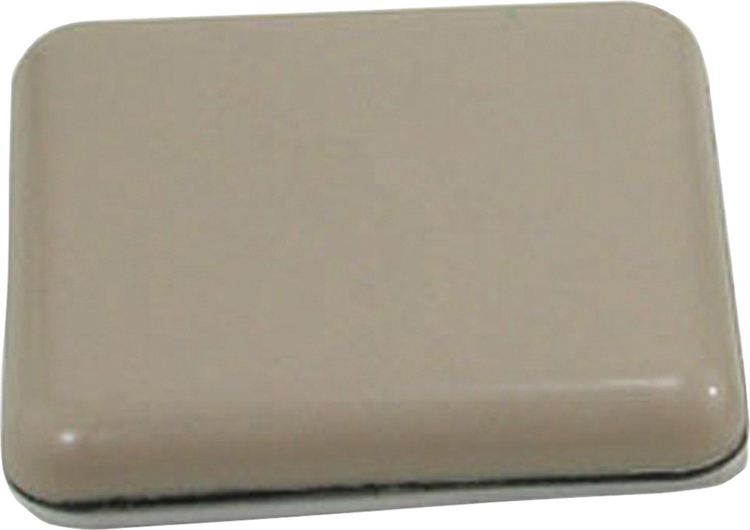 Beau Amazon.com: Shepherd Hardware 3949 2 Inch Adhesive, Square, Slide Glide  Furniture Sliders, 4 Pack: Home Improvement