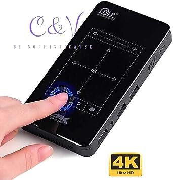 Amazon.com: Mini Proyector 4K Portable: Electronics