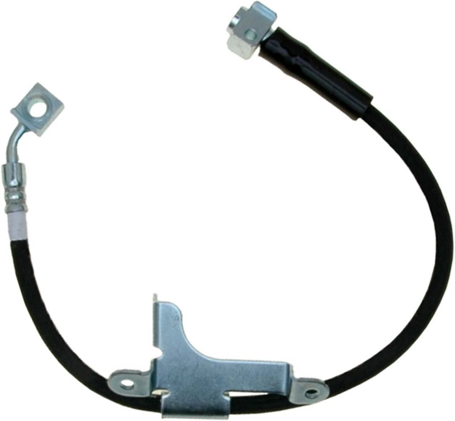 ACDelco 18J4825 Professional Front Driver Side Hydraulic Brake Hose Assembly