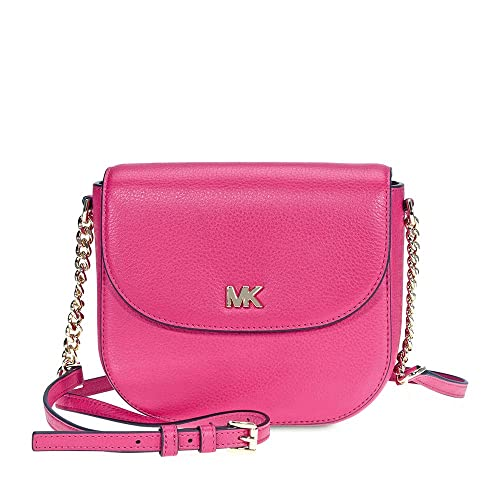 24fcb8187968 Women's Accessories Michael Kors Half Dome Ultra Pink Crossbody Spring  Summer 2018: Amazon.co.uk: Shoes & Bags