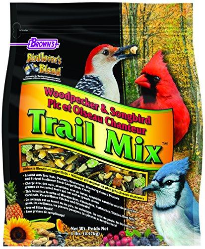 Bird Lover's Blend Woodpecker & Songbird Trail Mix